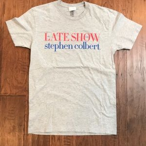 The Late Show with Stephen Colbert T-shirt